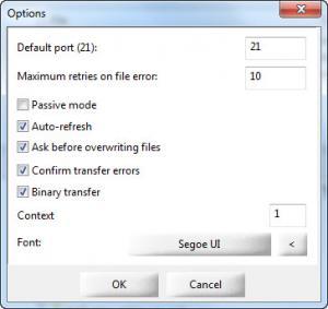 Enlarge Alternate FTP Screenshot