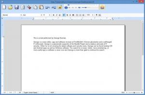Enlarge Easy Transcription Software Screenshot