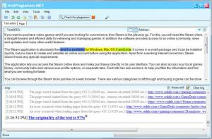 Enlarge AntiPlagiarism.NET Screenshot