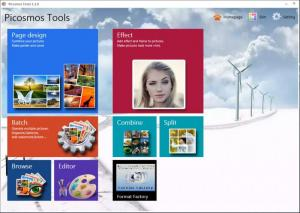 Enlarge Picosmos Tools Screenshot