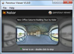 Enlarge Panotour Viewer Screenshot