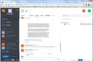 Enlarge Intellinote Screenshot