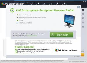 avg driver updater registration key list