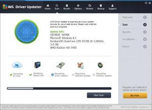 Enlarge AVG Driver Updater Screenshot