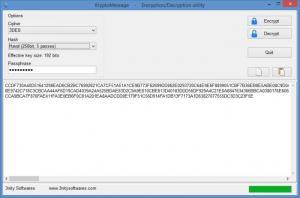 Enlarge KryptoMessage Screenshot