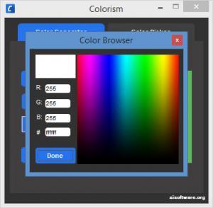 Enlarge Colorism Screenshot