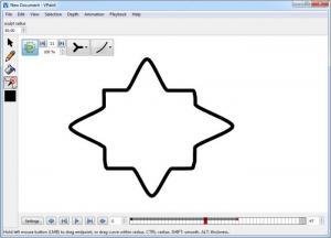 Enlarge VPaint Screenshot