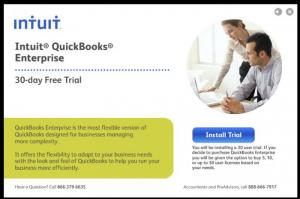 Enlarge QuickBooks Screenshot