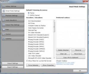 Enlarge SolveigMM Video Splitter Screenshot