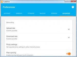 Enlarge CudaDrive Screenshot