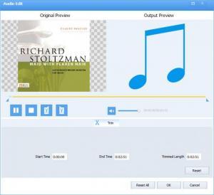 Enlarge Faasoft Audio Converter Screenshot