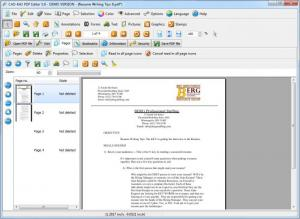 Enlarge CAD-KAS PDF Editor Screenshot