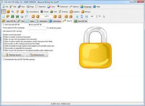 Enlarge CAD-KAS PDF Editor Screenshot