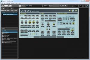 Enlarge Reaktor Player Screenshot