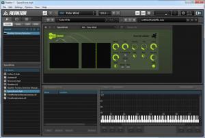 Enlarge Reaktor Player Screenshot