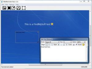 Enlarge WallReminder Screenshot