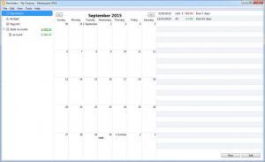 Enlarge Moneyspire Screenshot