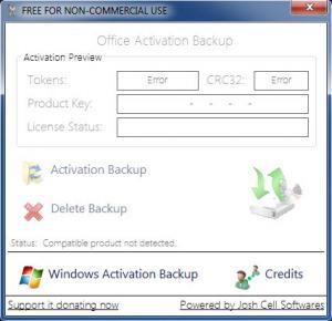 Enlarge Advanced Tokens Manager Screenshot