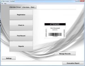Enlarge Eventleaf Screenshot