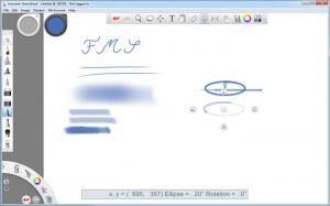 Enlarge SketchBook Screenshot