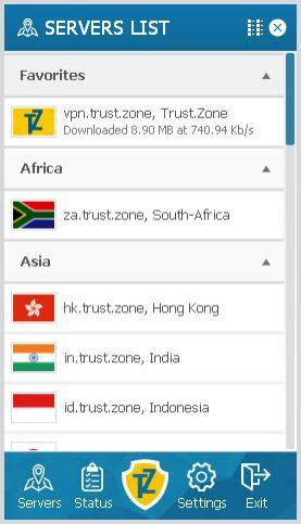 Enlarge Trust.Zone Screenshot