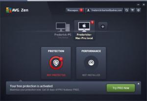 Enlarge AVG Protection Screenshot