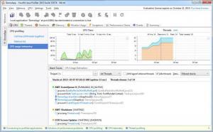 Enlarge YourKit Java Profiler Screenshot