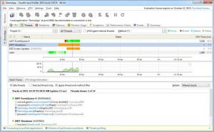 Enlarge YourKit Java Profiler Screenshot