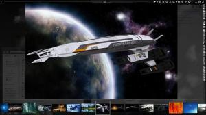 Enlarge Xlideit Image Viewer Screenshot