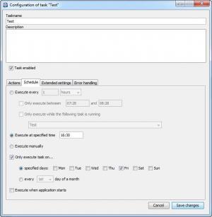 Enlarge Task Till Dawn Screenshot