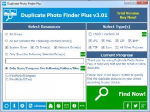 Enlarge Duplicate Photo Finder Plus Screenshot