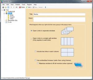 Enlarge StartGen Screenshot