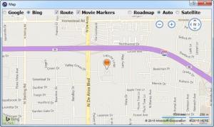Enlarge Dashcam Viewer Screenshot