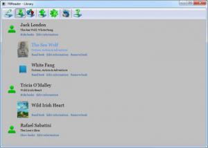 Enlarge FBReader Screenshot