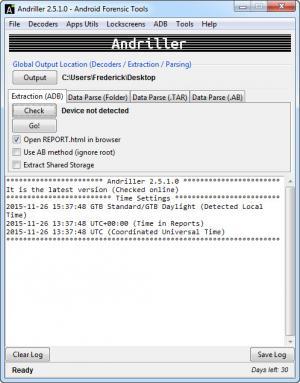 Enlarge Andriller Screenshot