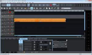 Enlarge Magix Music Studio Screenshot