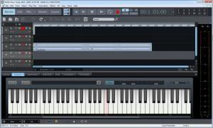 Enlarge Magix Music Studio Screenshot