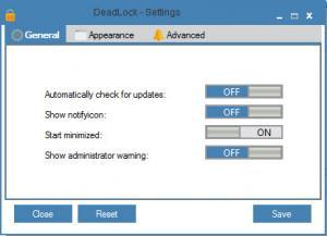 Enlarge DeadLock Screenshot
