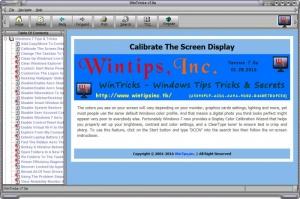 Enlarge WinTricks Screenshot