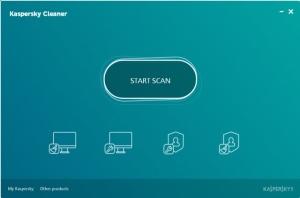 Enlarge Kaspersky Cleaner Screenshot
