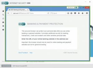 Enlarge ESET Internet Security Screenshot