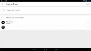 Enlarge Kik Messenger for Windows PC Screenshot