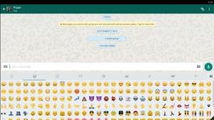 Enlarge WhatsApp for Windows PC Screenshot