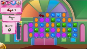 Enlarge Candy Crush Saga for Windows PC Screenshot