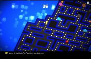Enlarge PAC-MAN for Windows PC Screenshot