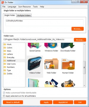 folder icons software free download
