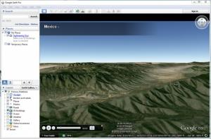 Enlarge Google Earth Pro Screenshot