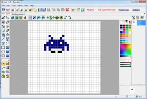 Enlarge Icon Craft Screenshot