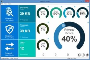 Enlarge BlackFog Privacy Screenshot