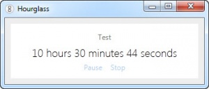 Enlarge Hourglass Screenshot